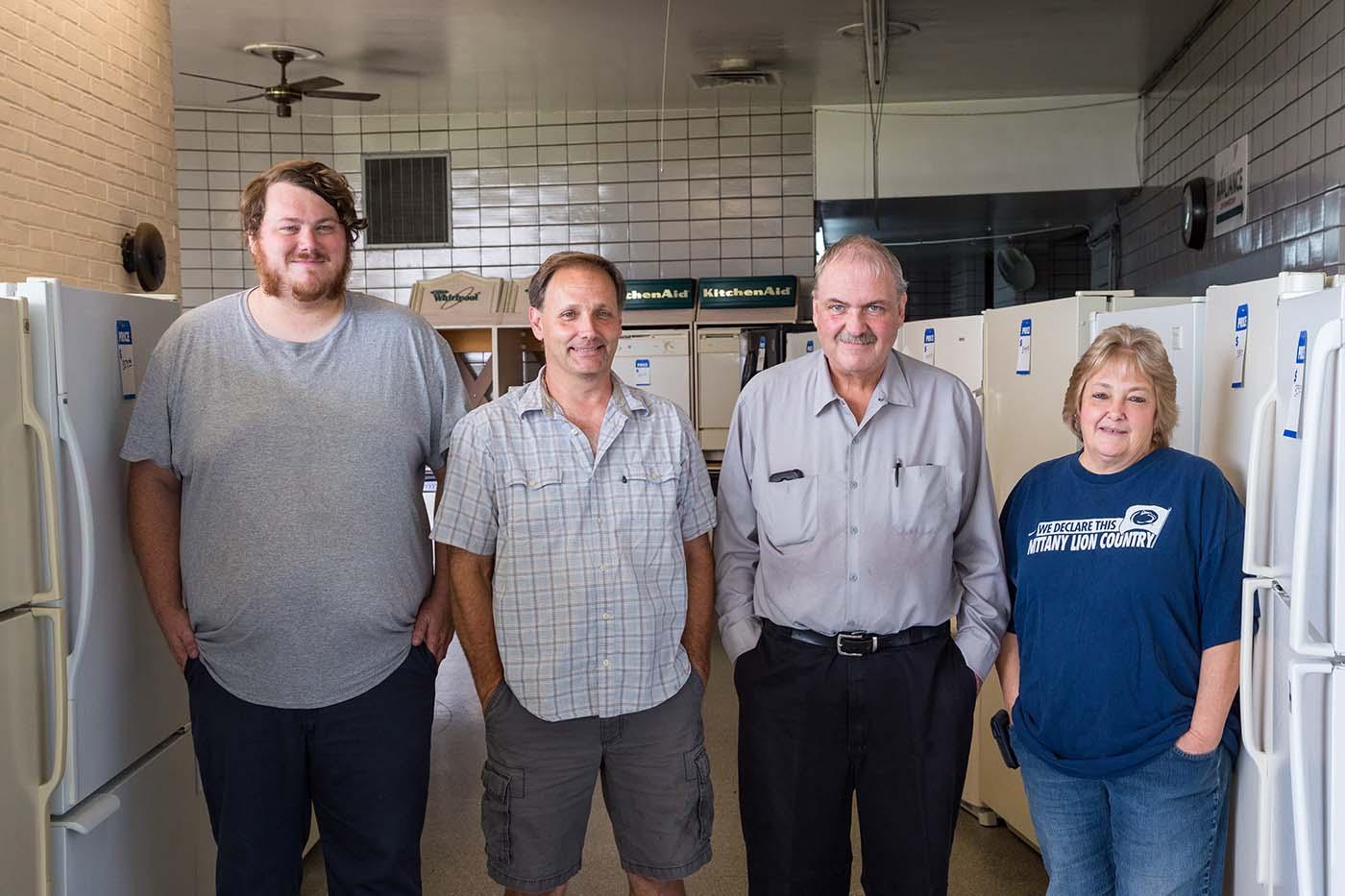 Harrisburg Appliance Repair Contact